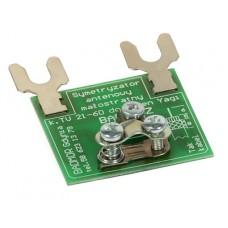 Simetrizator antenă 300/75 ohmi canale 21-69