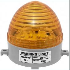 Lampa avertizare cu LED-uri