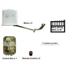 Sistem Moteck SW300