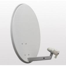 Antena offset 60 cm otel (ovala)