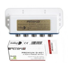 Comutator DiseqC 4/1 Premium