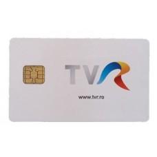 Cartela pentru TVR 1, 2 si TVR HD