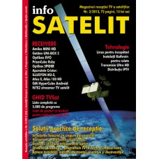 Info Satelit nr. 2./2013