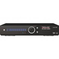 Receptor de Cablu sau Terestru si de Satelit Redline WS8500 Combo