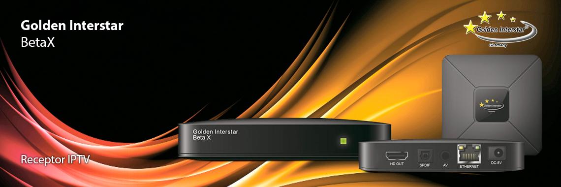 Golden Interstar Beta X